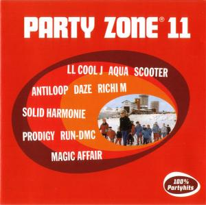 Party Zone 11 - Cover