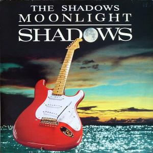 Shadows, The: Moonlight Shadows - Cover