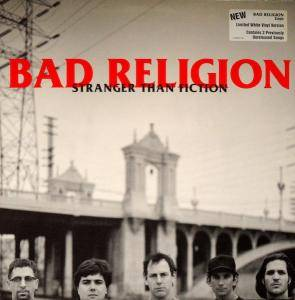 Bad Religion: Stranger Than Fiction - Cover