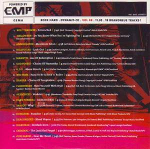 Rock Hard - Dynamit Vol. 49 (CD) - Bild 2