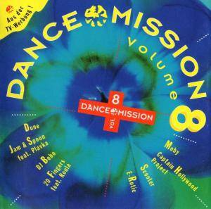 Cover - 20 Fingers Feat. Roula: Dance Mission Vol. 08
