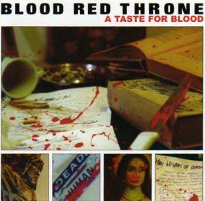 Cover - Blood Red Throne: Taste For Blood, A