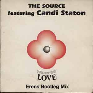 The Source Feat. Candi Staton: You Got The Love - Cover