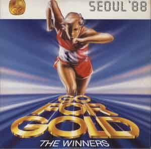 The Winners: Go For Gold - Cover