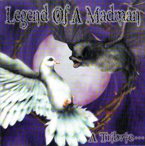 Legend Of A Madman - A Tribute To Ozzy Osbourne - Cover