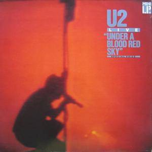 U2: Under A Blood Red Sky (LP) - Bild 1
