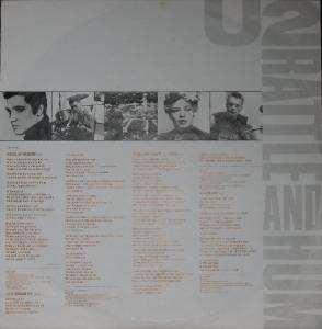 U2: Rattle And Hum (2-LP) - Bild 10