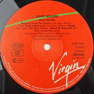 Gary Moore: After The War (LP) - Bild 5