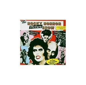 Richard O'Brien: Rocky Horror Picture Show, The - Cover