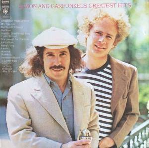 Simon & Garfunkel: Simon And Garfunkel's Greatest Hits - Cover