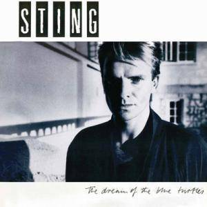 Sting: Dream Of The Blue Turtles, The - Cover