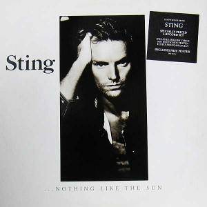 Sting: ...Nothing Like The Sun - Cover