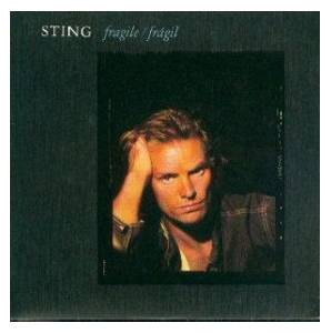 Sting: Fragile - Cover