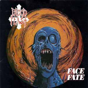 Blood Feast: Face Fate - Cover