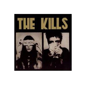 The Kills: No Wow - Cover