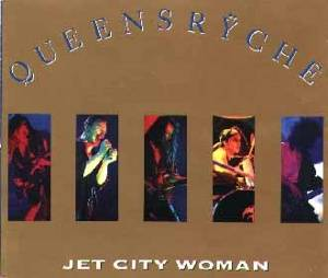 Queensrÿche: Jet City Woman - Cover