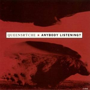 Queensrÿche: Anybody Listening? - Cover