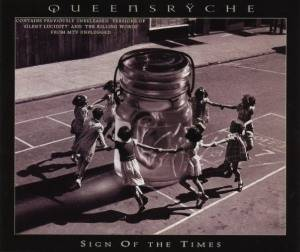 Queensrÿche: Sign Of The Times - Cover