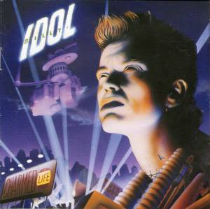Cover - Billy Idol: Charmed Life