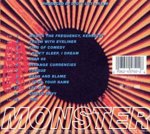 R.E.M.: Monster (CD) - Bild 4