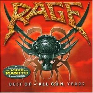 Rage: Best Of - All G.U.N. Years (CD) - Bild 1