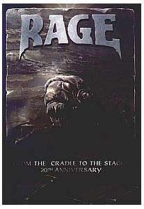 Rage: From The Cradle To The Stage - 20th Anniversary (2-DVD + 2-CD) - Bild 1