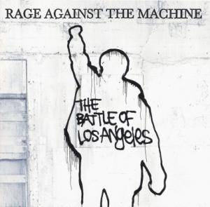 Cover - Rage Against The Machine: Battle Of Los Angeles, The