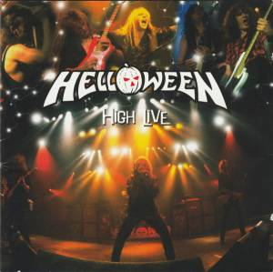 Helloween: High Live (2-CD) - Bild 1