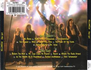 Helloween: High Live (2-CD) - Bild 2