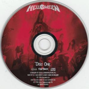 Helloween: High Live (2-CD) - Bild 3