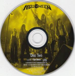 Helloween: High Live (2-CD) - Bild 4
