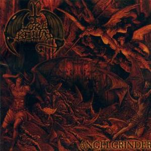 Cover - Lord Belial: Angelgrinder