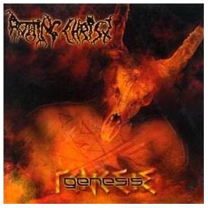 Rotting Christ: Genesis - Cover