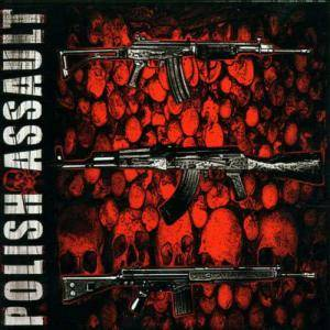 Cover - Decapitated: Polish Assault