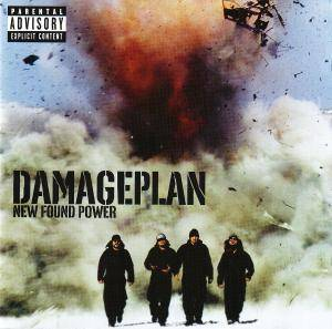 Damageplan: New Found Power - Cover