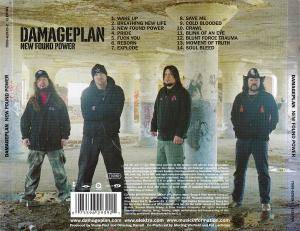 Damageplan: New Found Power (CD) - Bild 4