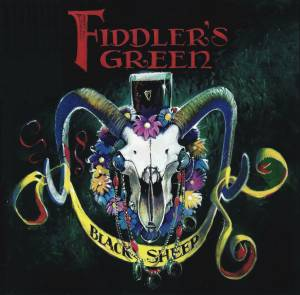 Cover - Fiddler's Green: Black Sheep