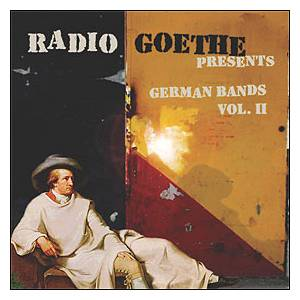 Cover - Kitchen Cowboys: Radio Goethe Presents German Bands Vol. II