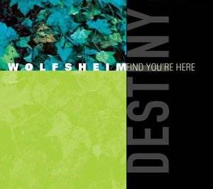Wolfsheim: Find You're Here - Cover