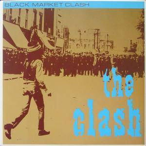 The Clash: Black Market Clash - Cover