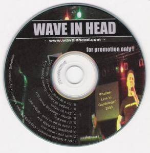 Cover - Wave In Head: For Promotion Only!