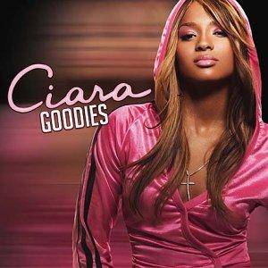 Ciara: Goodies - Cover