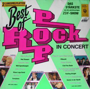 Cover - UB40 & Chrissie Hynde: Best Of Rock Pop In Concert