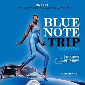 Blue Note Trip Maestro - Somethin' Old - Cover