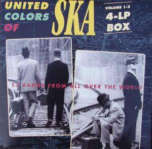 Cover - Spitfire: United Colors Of Ska Volume 1-3