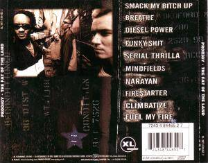 The Prodigy: The Fat Of The Land (CD) - Bild 2