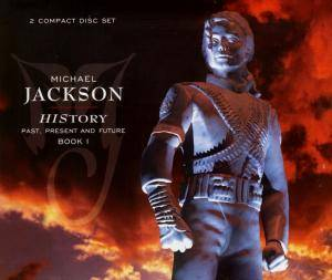 Michael Jackson: HIStory – Past, Present and Future Book I (2-CD) - Bild 1