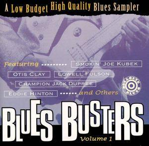 Blues Busters Volume 1 Bullseye Blues - Cover