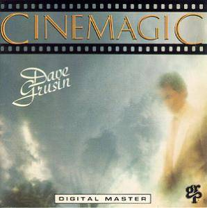 Dave Grusin: Cinemagic - Cover