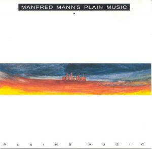 Manfred Mann's Plains Music: Plains Music - Cover